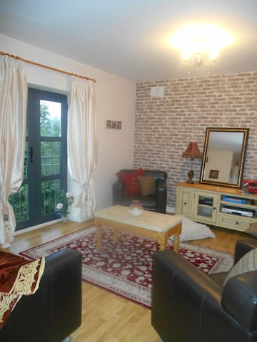 Spacious modern 2 bedroom apartment - Carrick-On-Shannon