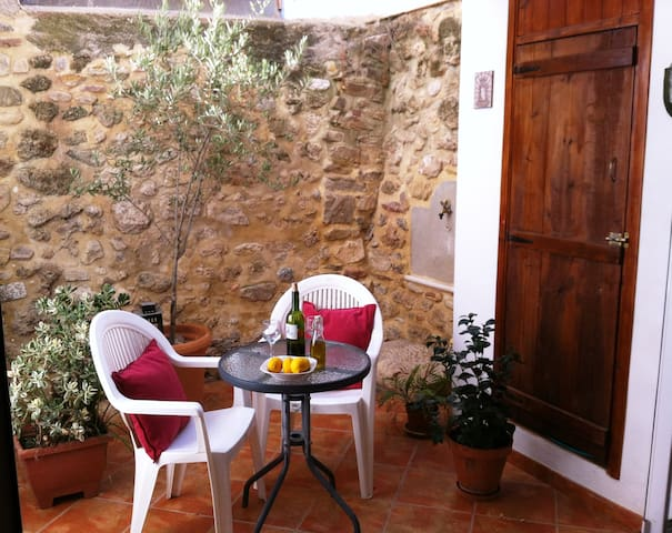 Cute Apartment with patio & WiFi! - Altura - Apartamento