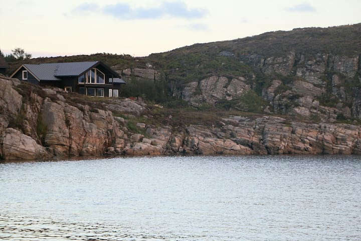 Nice cabin with the Sea - Hordaland, NO - Cabana