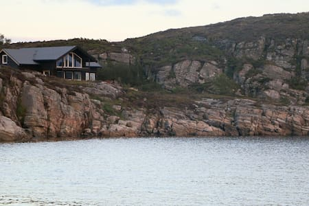 Nice cabin with the Sea - Hordaland, NO - Blockhütte