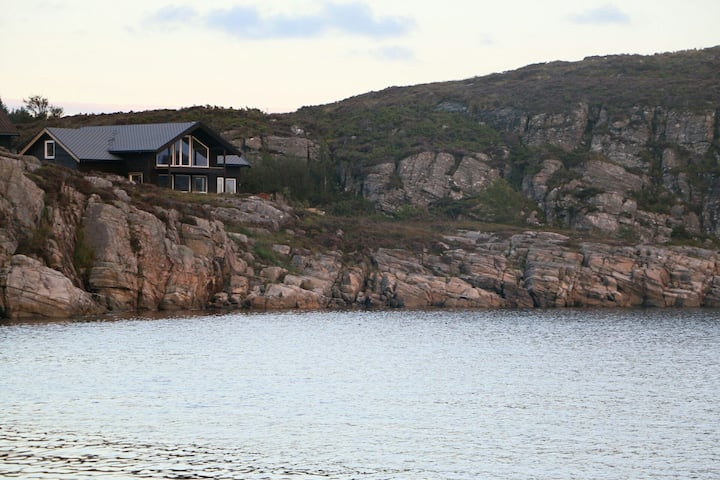 Nice cabin with the Sea