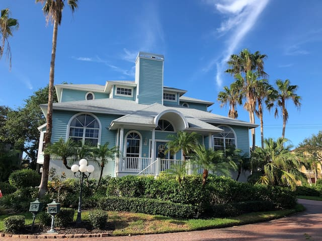 Longboat Key - Blue Oasis Home by the Gulf