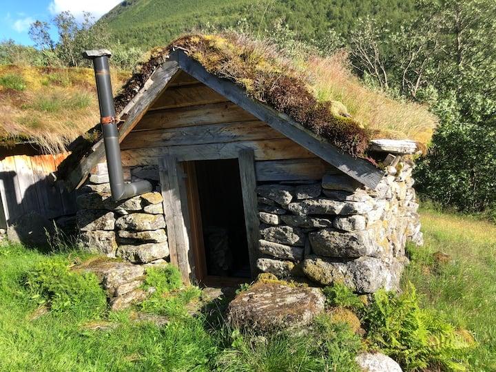 Experience serenity amidst the Sunnmøre Alps
