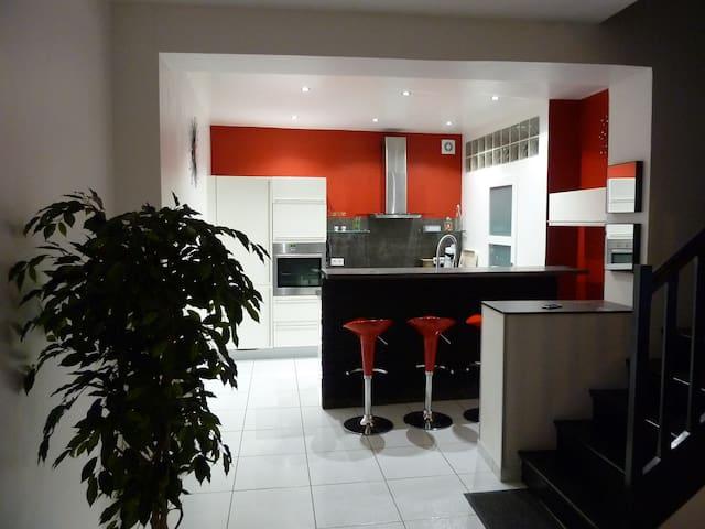 Chambre n°3 proche centre ville d'Amiens