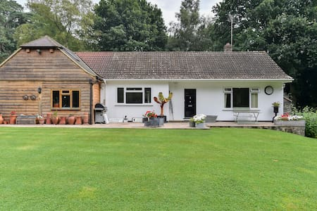 Cosy Cottage, Sleeps 6 with Outdoor Tennis Court! - Haslemere - House