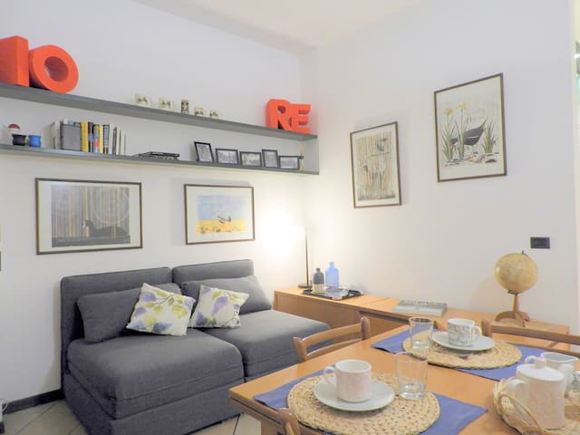 Bohemian 1 Bedroom Flat in Brera District