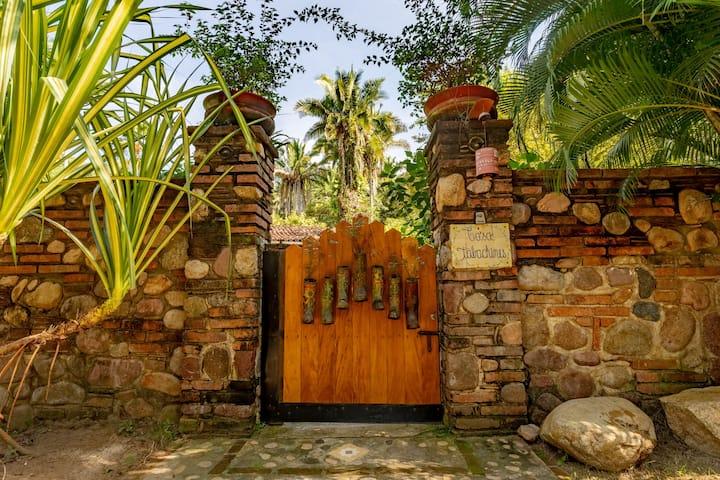 Home in the jungle of Nogalito + Punta Negra Beach