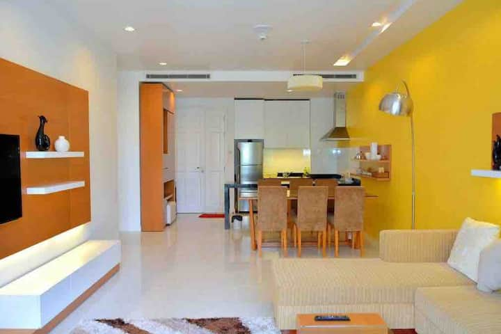 Ocean Vista 2 bedrooms Apartment New