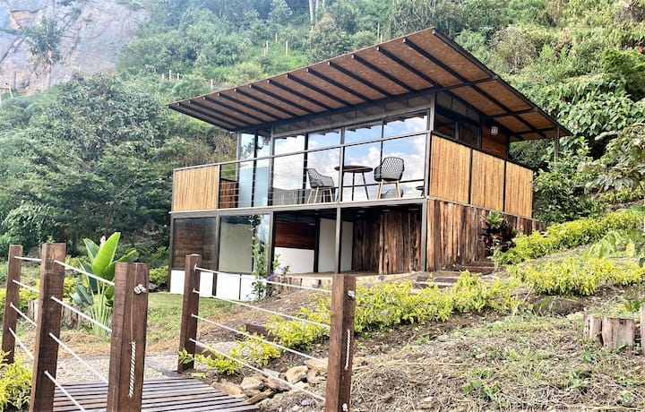 Cabana Pechi Rojo Natubri  Experiencia Suprema