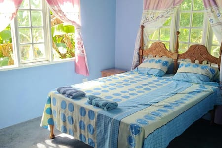 Zion high hostel room #2