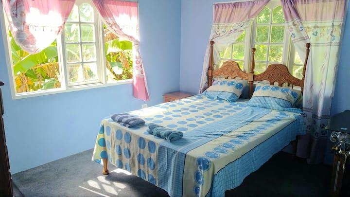 Zion high hostel room #2