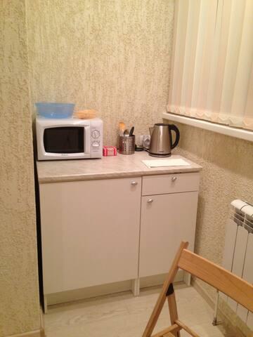 Посуточная аренда квартиры-студии