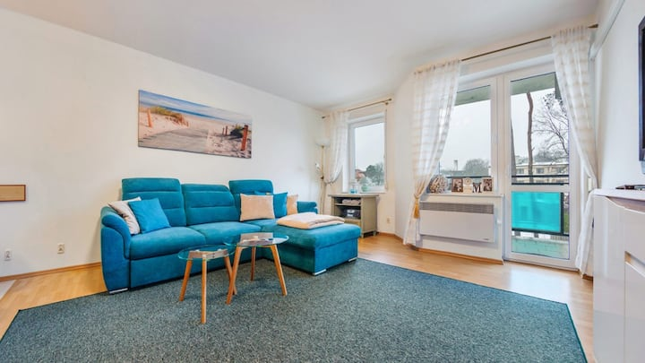 Kasztanowa 4 B/7 Apartament Julia dla 5 osób