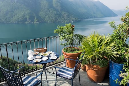 Italian Villa with incredible view