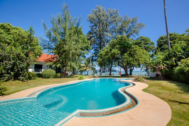 Beach Front Villa❤️Phiphi & Racha Views❤️3 Bedroom