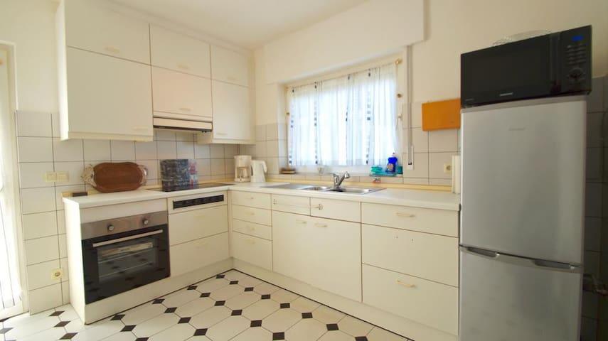 Rain foam apartment