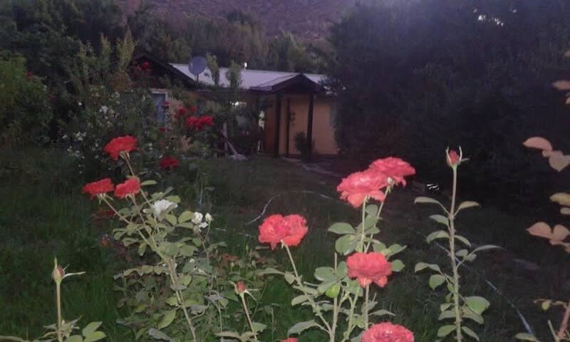 Hospedaje Familiar  Cordillera de Los Andes - Los Andes - Casa
