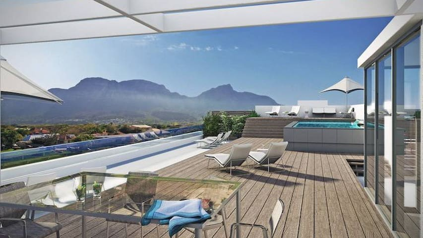 Luxury Southern Suburbs Apartment - Cape Town - Apartemen