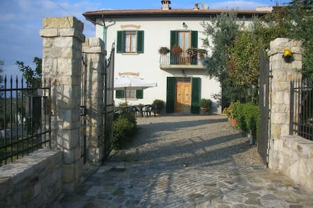 Lovely apartment in the heart of Chianti - San Casciano in Val di pesa - 公寓