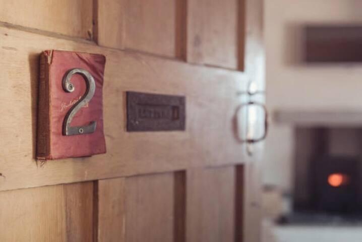 No.2 Churchtown House Cartmel