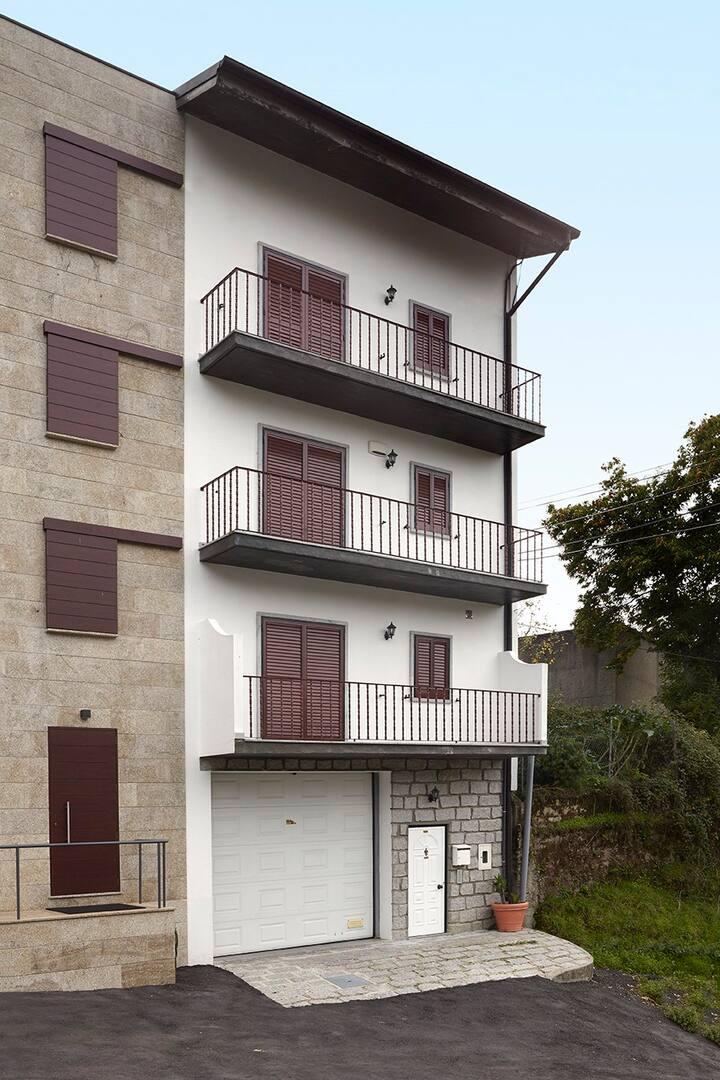 Apartamento 4 Pax - Abrigo da Montanha