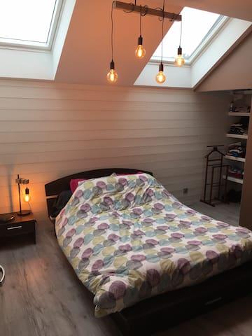 Appartement, confortable, spacieux et agréable.