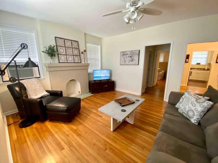 Historic Cloverdale Suite - 3