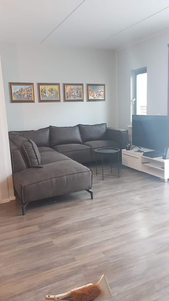 Comfortable appartment