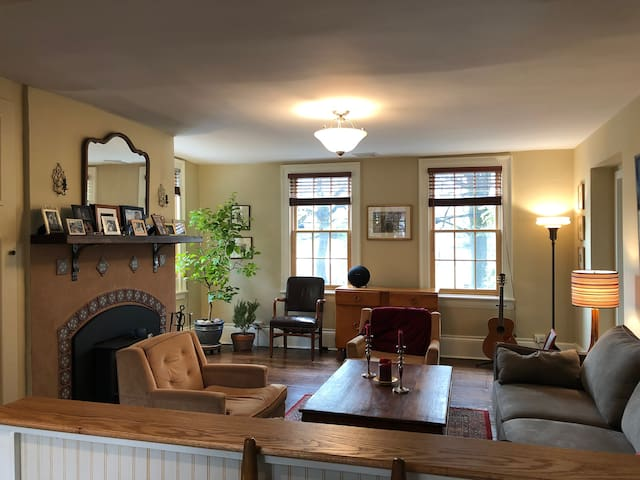 Historic Nyack House for Cat Lovers