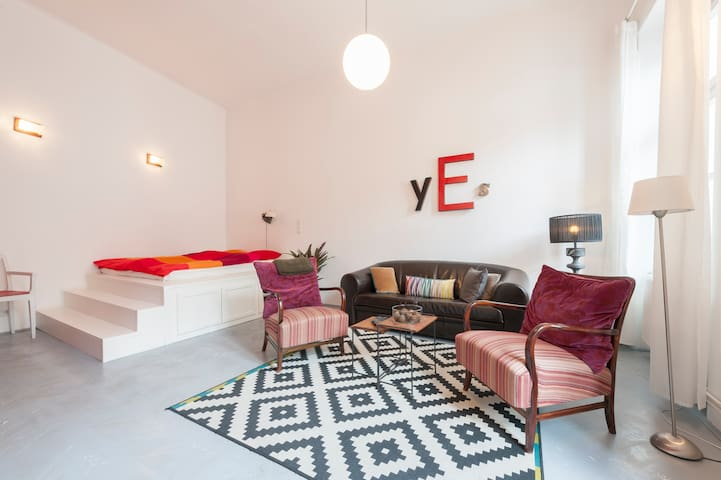Lovely flat in the heart of the centre - Budapešť - Byt