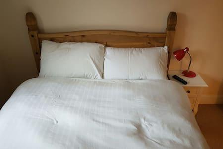 Quality Double room in Tonbridge - Tonbridge - Haus