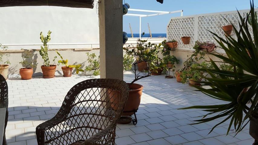 Beautiful apartment, gorgeous terrace, very quiet. - Garrucha - Apartment
