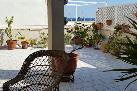 Beautiful apartment, gorgeous terrace, very quiet. - Garrucha - Lakás