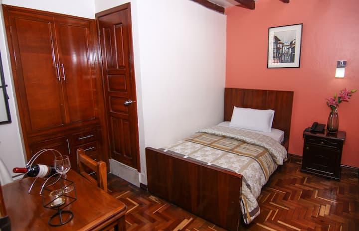Boutique Hotel - Centro Quito - Hab. Individual
