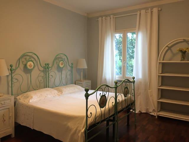 B&B Villa al Parco - Camera Deluxe - 2 posti letto