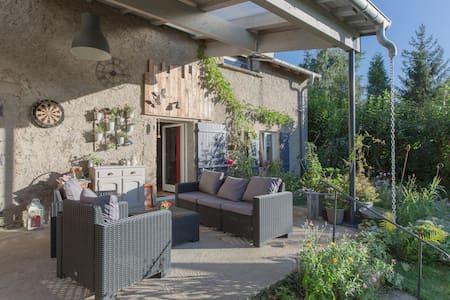 Chambre dans site calme champêtre - Pommérieux, Alsace-Champagne-Ardenne-Lorraine, FR - House
