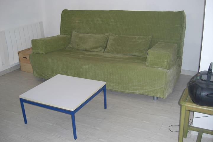 appartement intimiste - Villedieu-les-Poêles Rouffigny - Apartment
