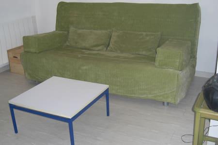 appartement intimiste - Villedieu-les-Poêles Rouffigny - Lejlighed