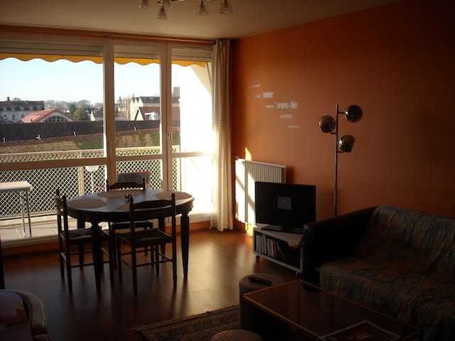 appartement T2 centre ville le mans - Ле-Ман - Квартира
