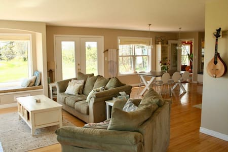 Spacious Waterview Home