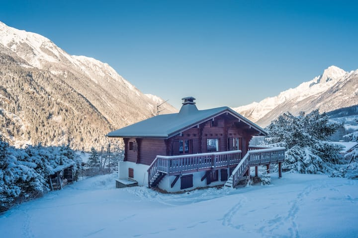 Chalet Charme - Confort Alpin.