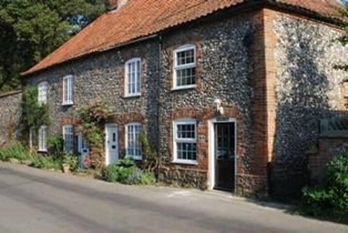 Sea Lavender cottage -  lovely village