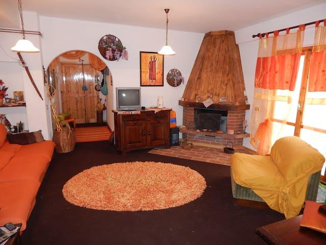 appartamento nel Parco dei Monti Sibillni - Ussita - 公寓