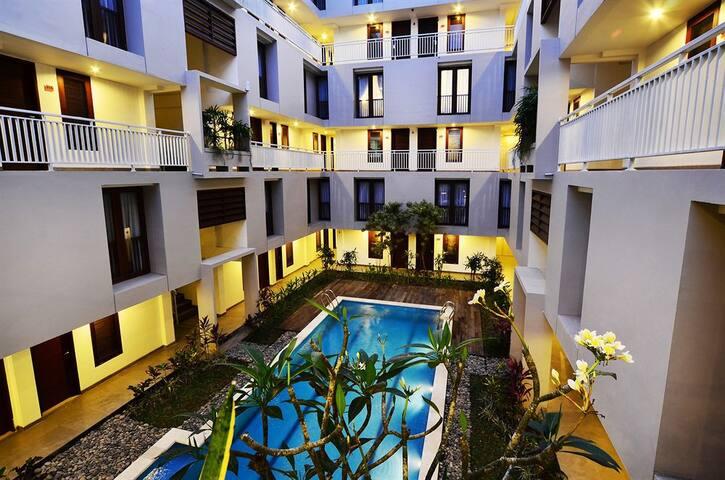 1 Bdr Suite - Calm & Cozy place - Kuta - Apartment