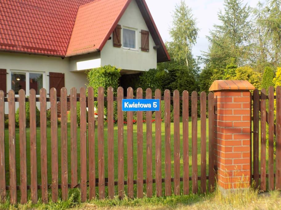 Dom na Kwiatowej