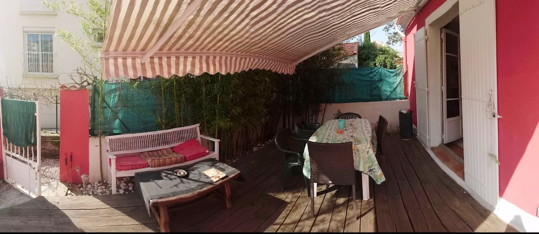 50 m²  nice house with 50 m² - Toulon - Hus