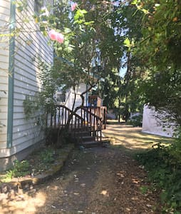 Cozy island home with great access to Seattle - Clinton