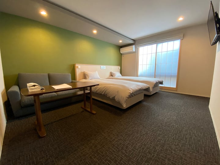 Newly Build 3 Beds  Apt. Hotel・Gion-Shirakawa(2)