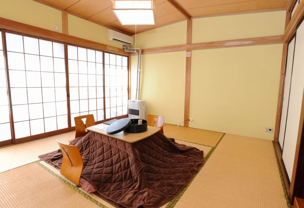 Japanese style room 1