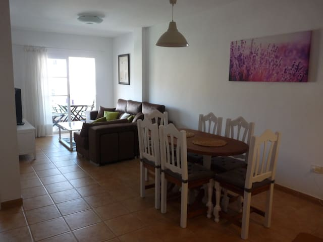 Quiet apartament with terrace and swimming pool - Puerto de la Cruz